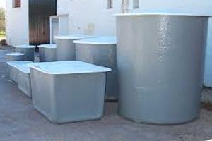 Depósitos de agua en fibra de vidrio precios