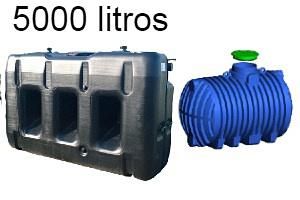 Precios depósitos de agua de 5000 litros