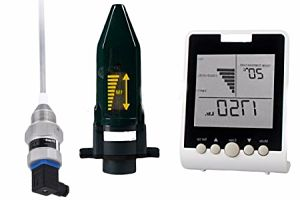 Sensor de nivel de agua para depósitos