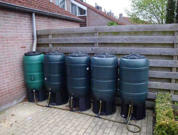 Dónde colocar los depósitos de agua correctamente
